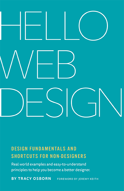 Hello Web Design book