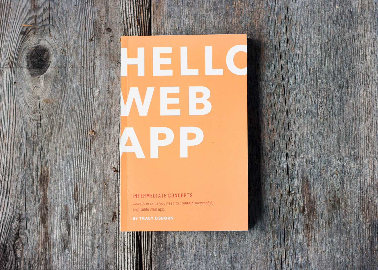 Hello Web App: Intermediate Concepts has launched!