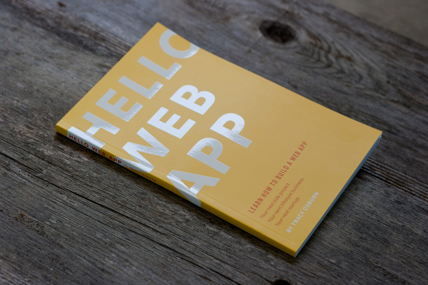 Hello Web App paperbacks are back in stock!