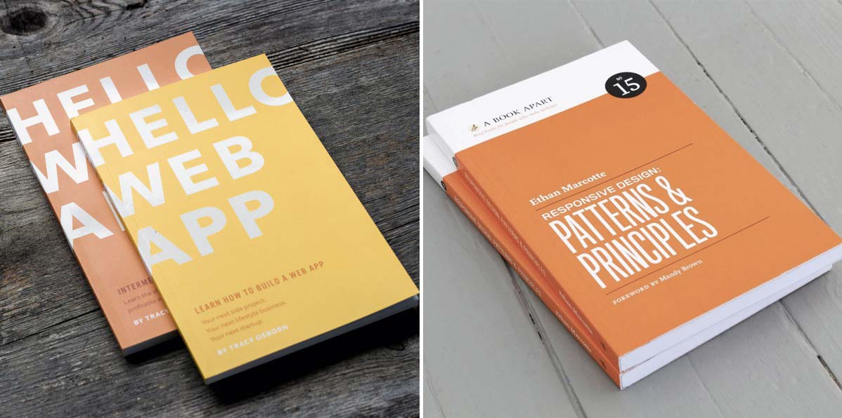 Hello Web App vs. A Book Apart