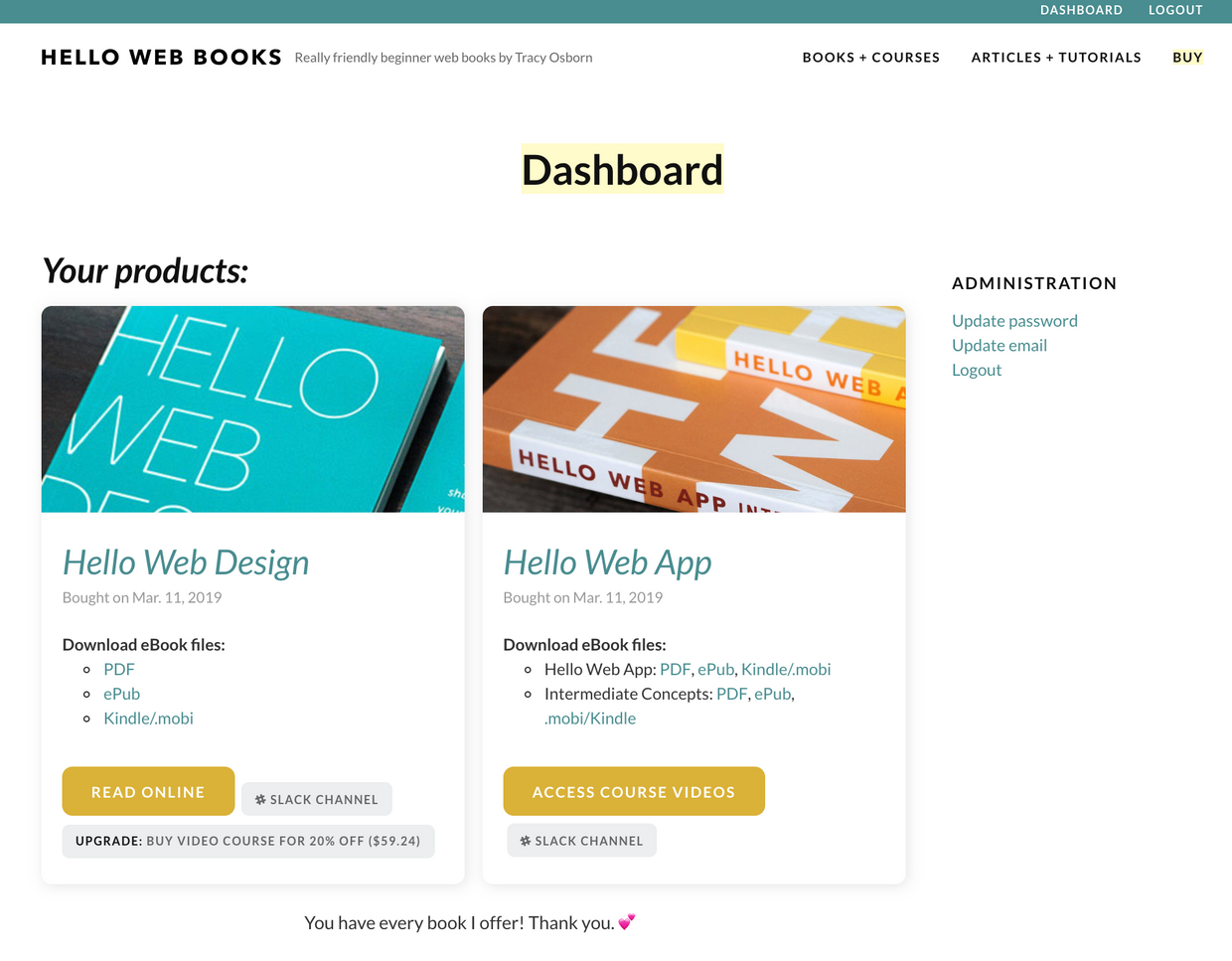 The new Hello Web Books website has launched! - Hello Web Books