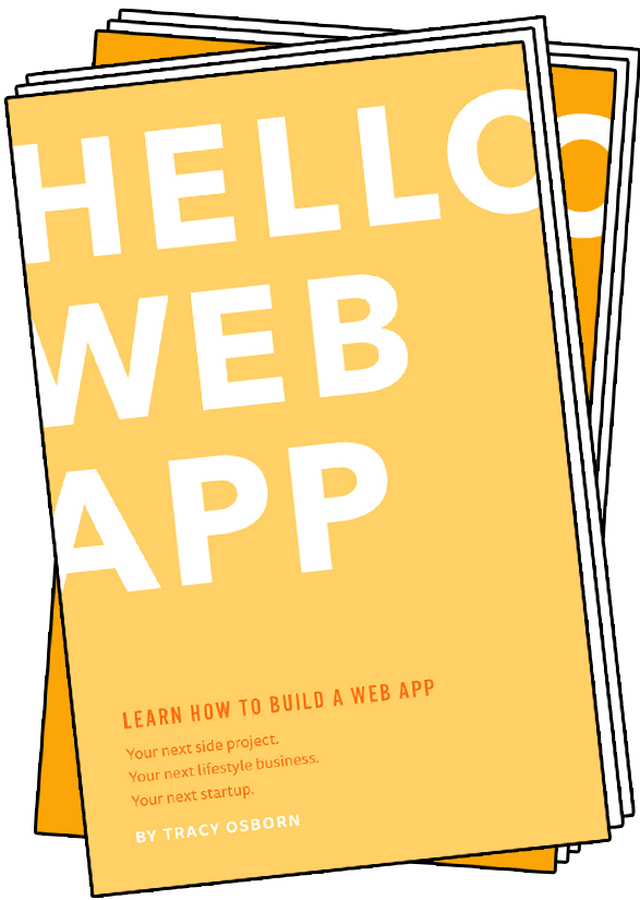 Learn web app development with Hello Web App