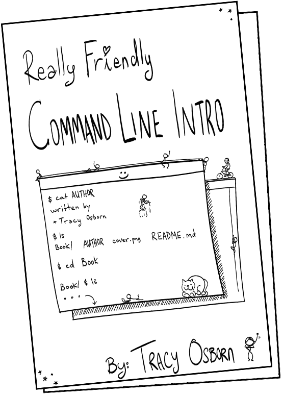 Really Friendly Command Line Zine