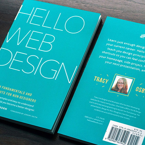 Hello Web Design paperback