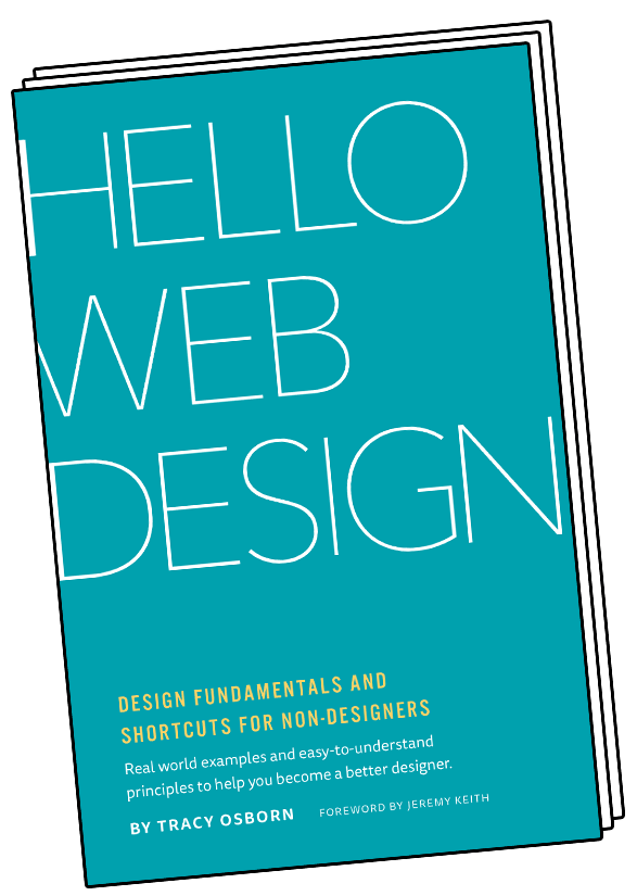 Learn design with Hello Web Design