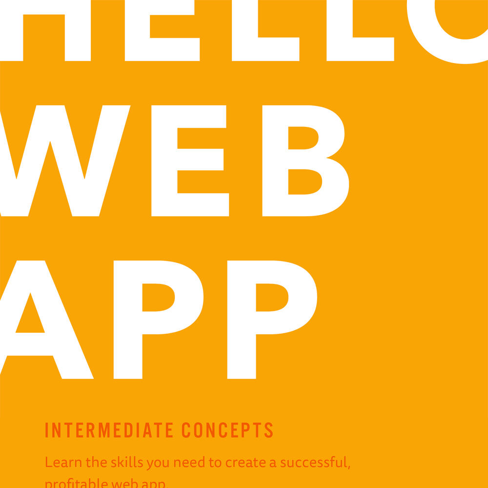 Hello Web App combo ebook package