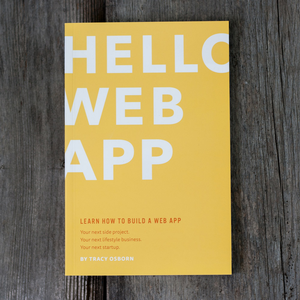 Hello Web App original